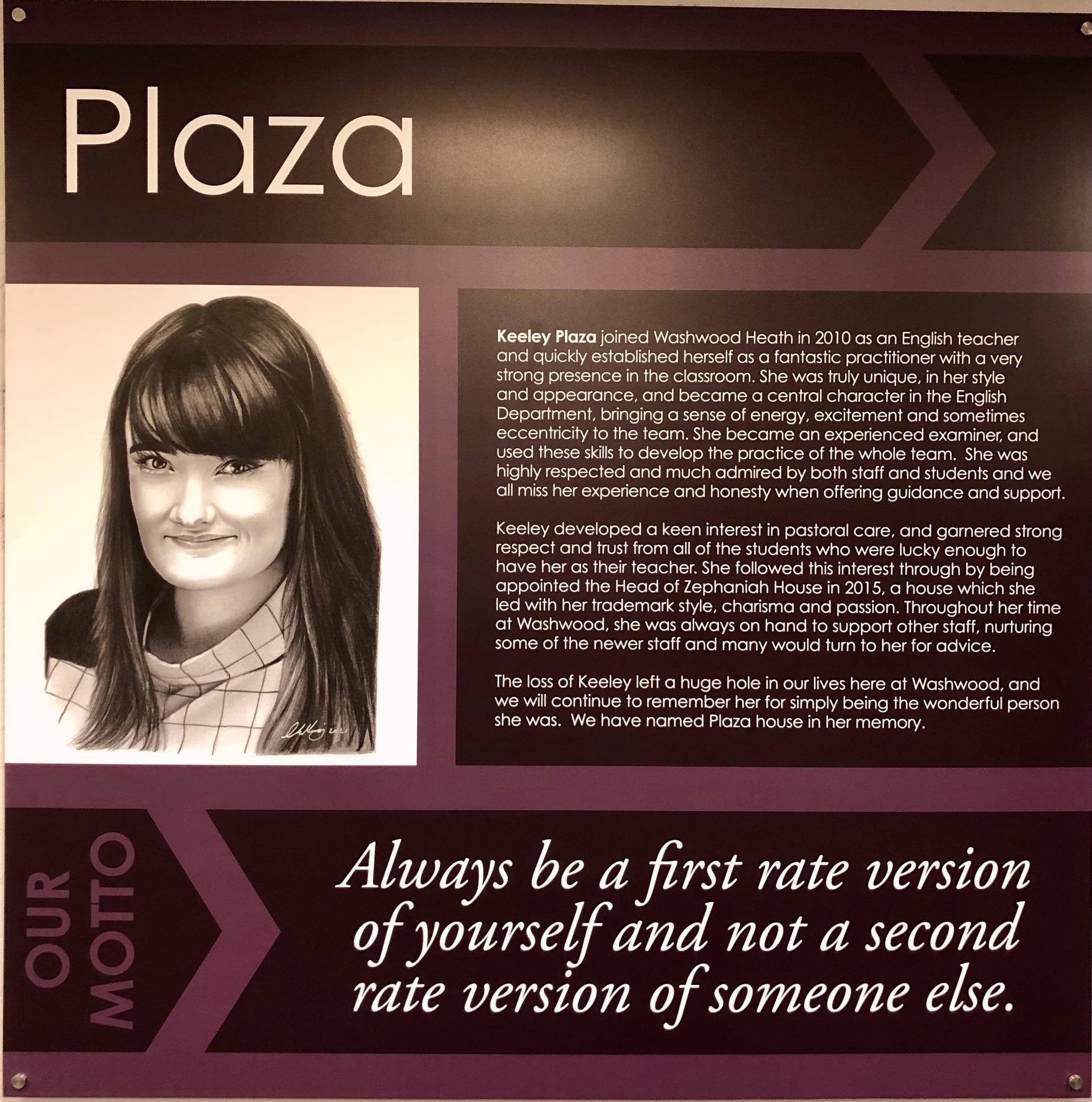 Plaza House