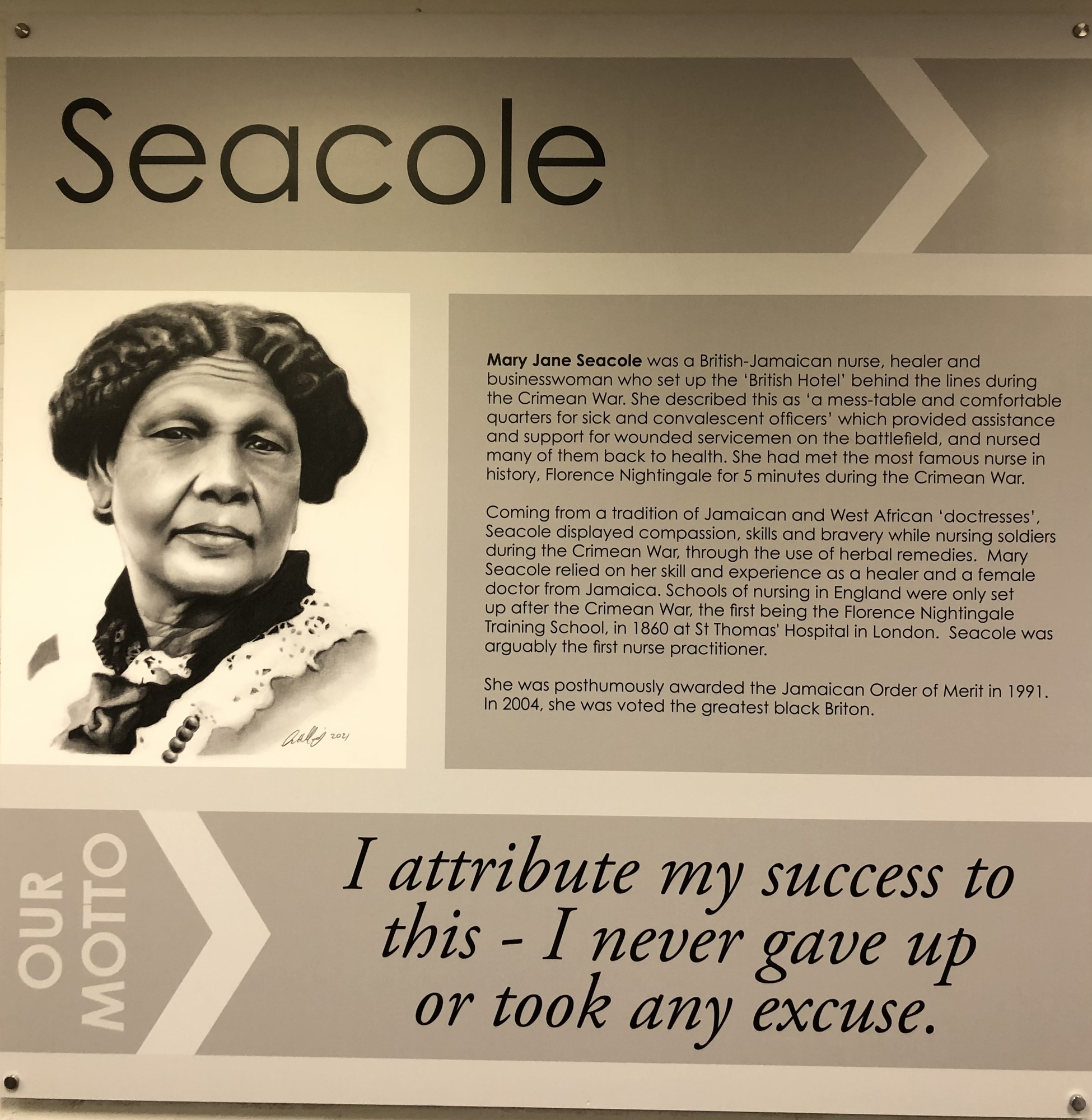 Seacole House