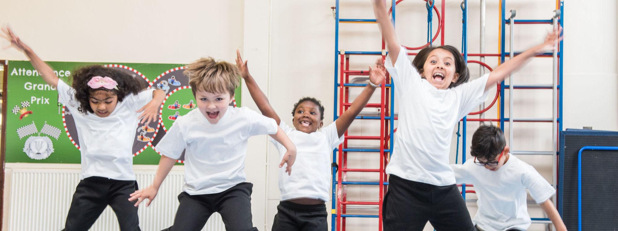 Washwood Academy - Primary Header 1